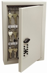 Kidde-AccessPoint-001795-Combination-TouchPoint-Entry-Key-Locker-Clay-30-Key