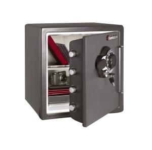 SentrySafeSFW123DSB-Safe is one of the small fireproof safe
