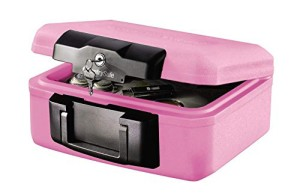 sentrysafe-1200PK-pink-fire-chest
