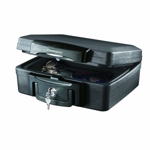sentrysafe-h0100CG-fire-safe-waterproof-chest