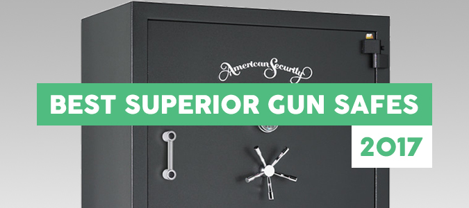 best superior gun safes reviews 2017